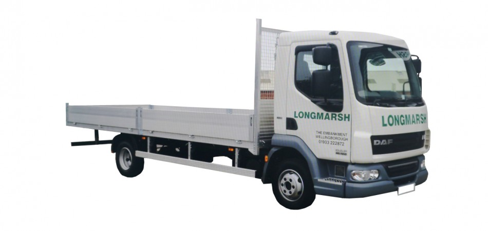 T32D DAF DROPSIDE Car Hire Deals