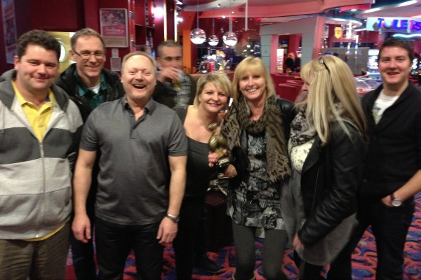 Another successful bowling night for Long Marsh (2013)