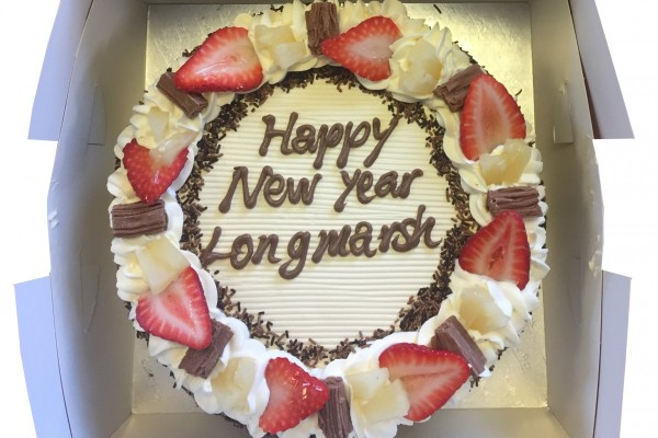 Long Marsh New Year Cake