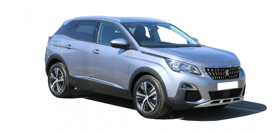 C60S Peugeot 3008 SUV Car Hire Deals